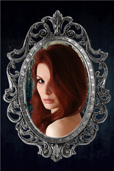 The Girl In The Ornate Frame by TheBookConnoisseur