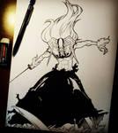 Hallow Ichigo by hudaim