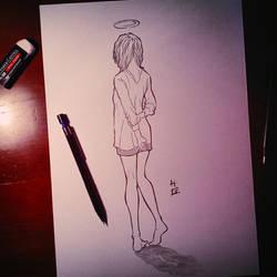 Lost Angel(( by hudaim