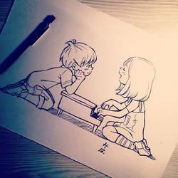 love Song by hudaim