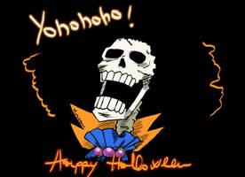 Happy Halloween Yohohoho!!