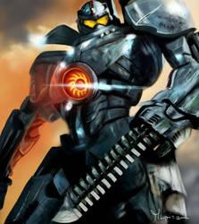 Gipsy Danger, Jaeger - Pacific Rim