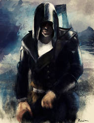 Andre|Arno - AC Unity inspiration by Musiriam