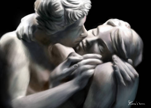 The Kiss - Yves Pires
