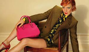 Chloe Sevigny stars in Miu Miu ads, again