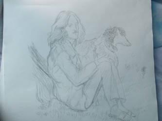 Jonesy Had A Little Dog... by Lovelyviletlil2