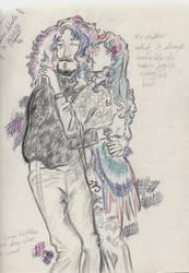 Bob and Sandy by Lovelyviletlil2