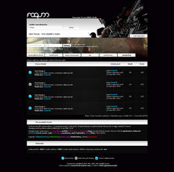 phpbb3 design template