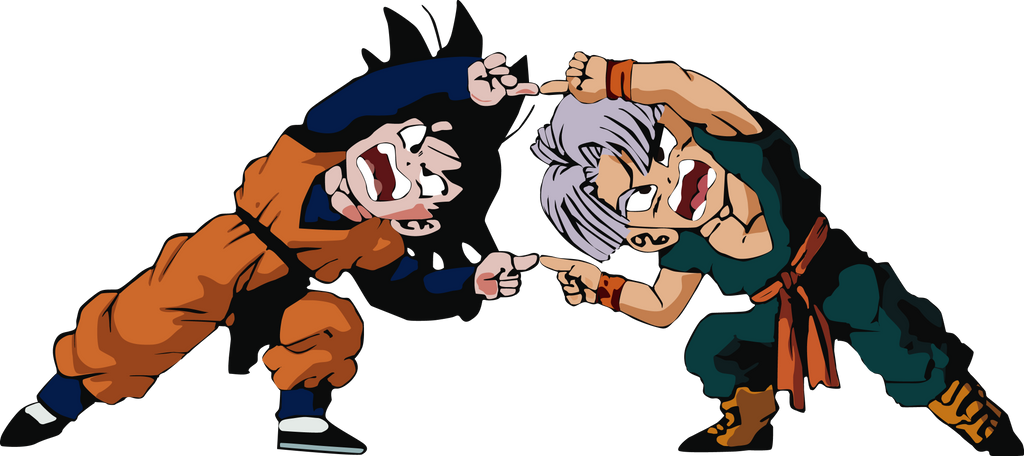 Trunks And Goten Fusion | www.imgkid.com - The Image Kid ...