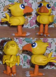 Chocobo by GeekyLogic