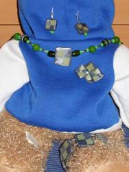 Jewelry set by GeekyLogic