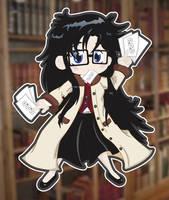 Yomiko Readman Fan Art by Octoyaki