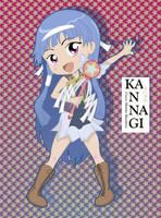 Kannagi Fan Art by Octoyaki