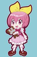 Mio from Needless - Fan Art by Octoyaki