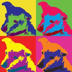 Doggie Warhol