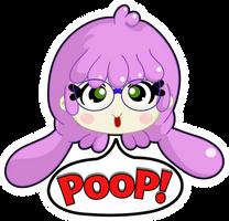 Octo Poop!