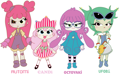 Octoyaki's Team