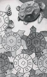 Turtle Tessellation