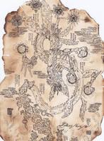 dragon of the past by bigdaddyEZ