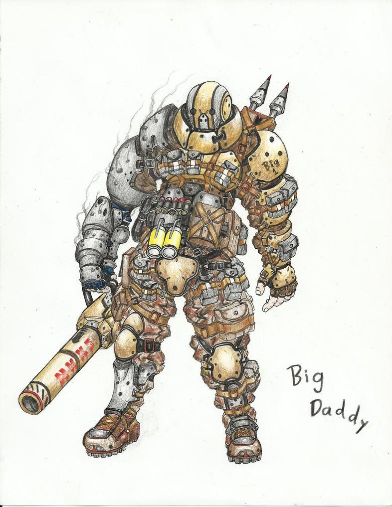 juggernaut final by bigdaddyEZ