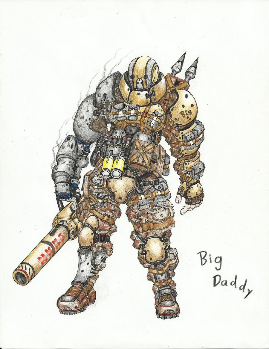 juggernaut final by bigdaddyEZ