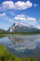 Vermillion Lake Banff by BeachGirlNikita