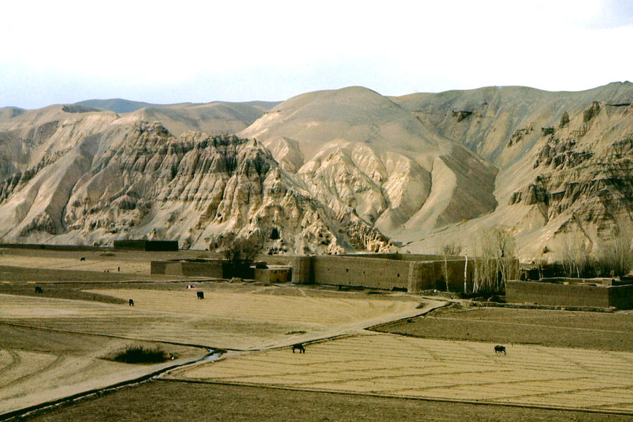 Bamiyan Again by BeachGirlNikita