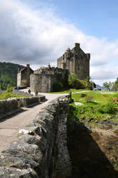 Eilean Donan Castle by BeachGirlNikita