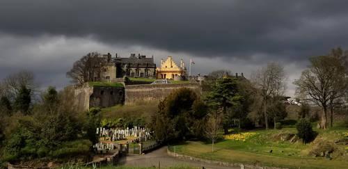 Stirling Castle by BeachGirlNikita