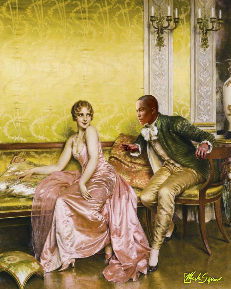 анальный секс с дамой высшего общества только