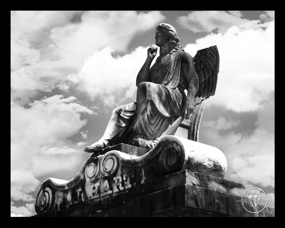 Broken Angel by WolverineAC