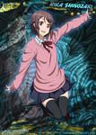 Rika Shinozaki (Lisbeth)