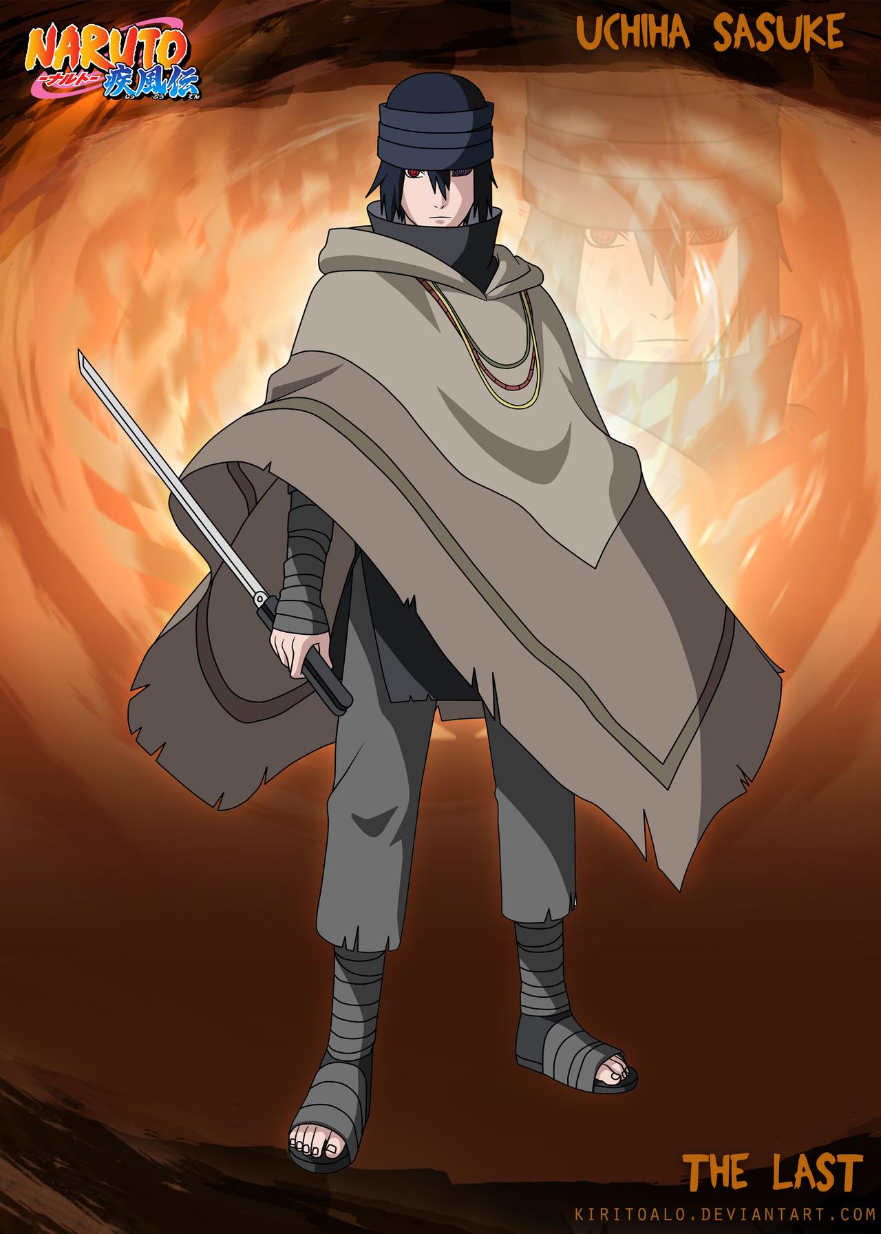 Sasuke Uchiha - The last by Shizurou on DeviantArt