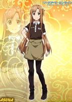Asuna by twcfree
