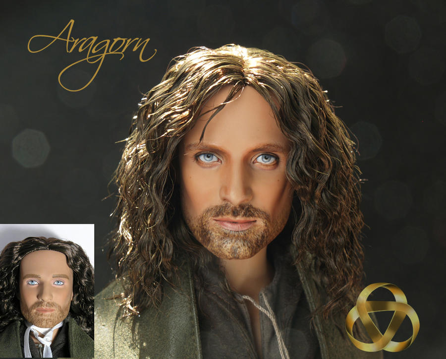 Aragorn Strider by my-immortals