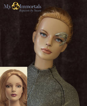 Seven of Nine or 7 of 9