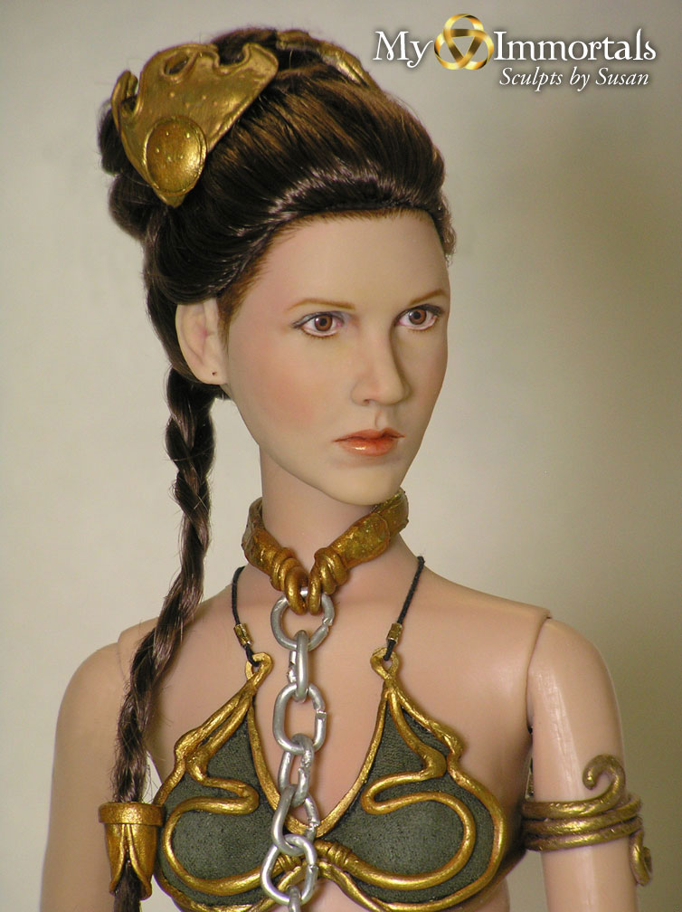 Princess Leia Organa from Star Wars by my-immortals