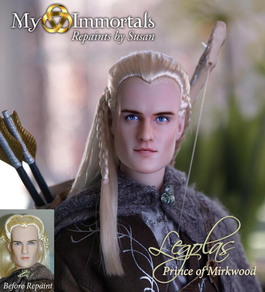 My Immortals Legolas-Prince of Mirkwood by my-immortals