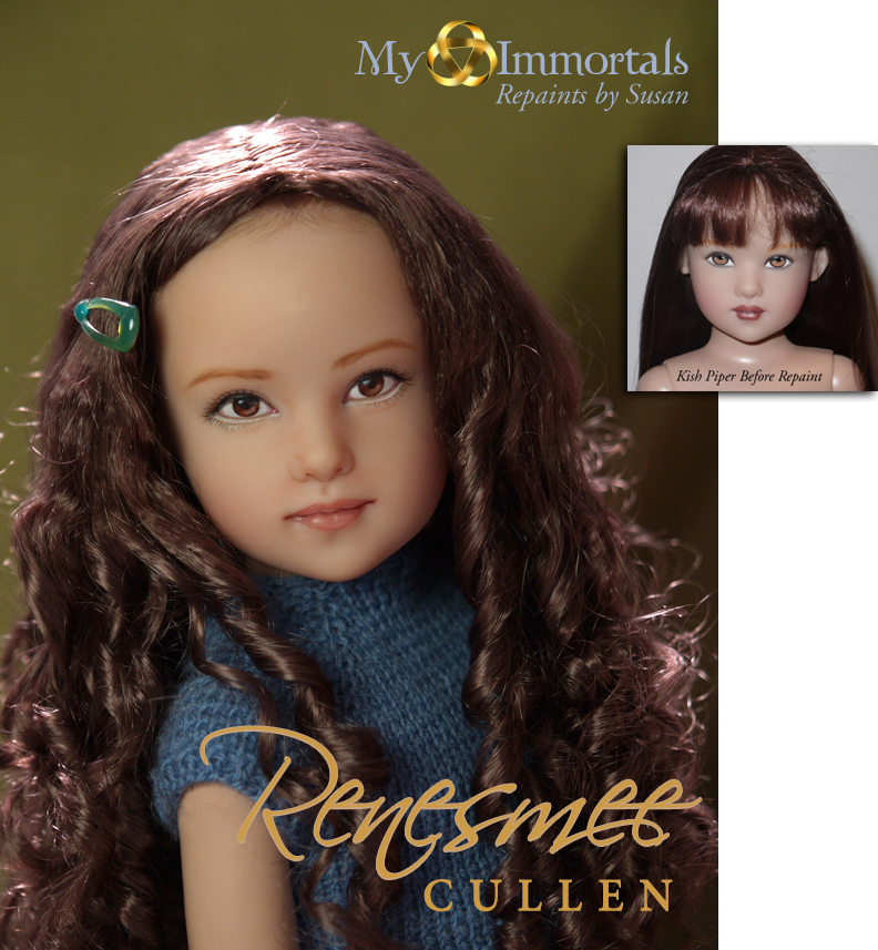 Renesmee Cullen by My Immortals by my-immortals