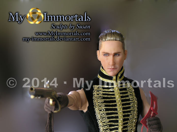 Lee Pace as The Bandit from The Fall by my-immortals on ...