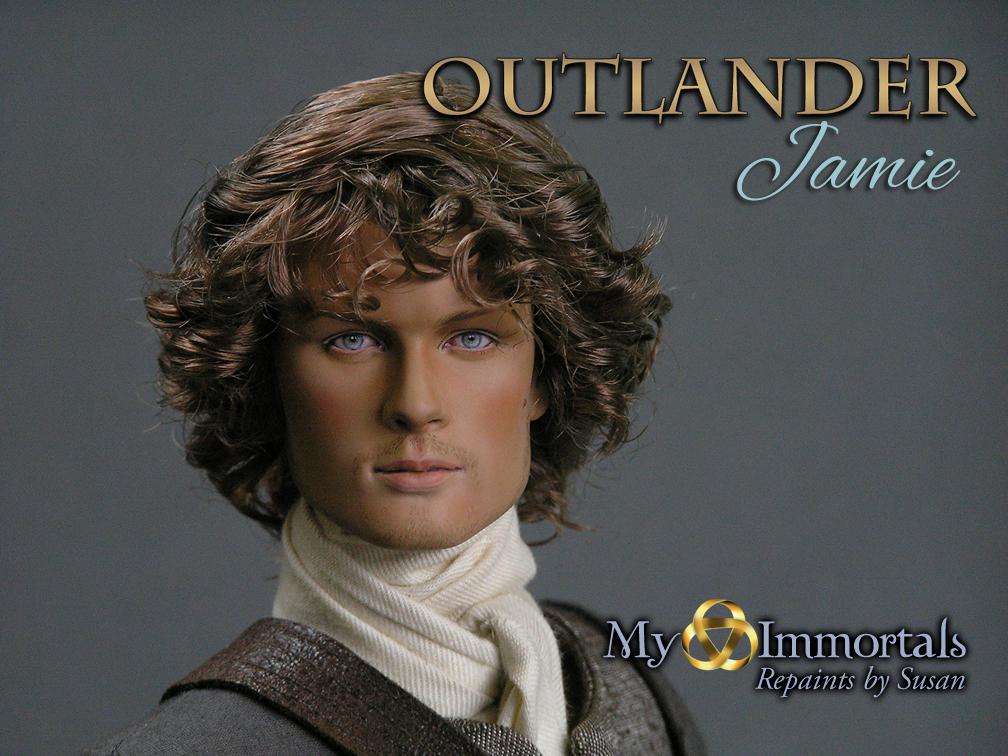 Outlander Jamie by my-immortals