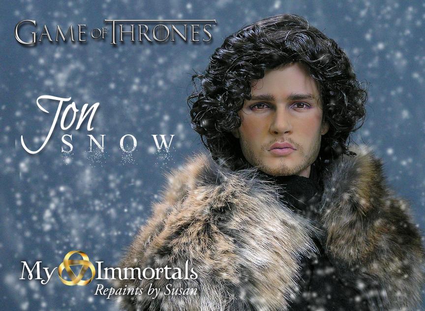 My Immortals Jon Snow by my-immortals
