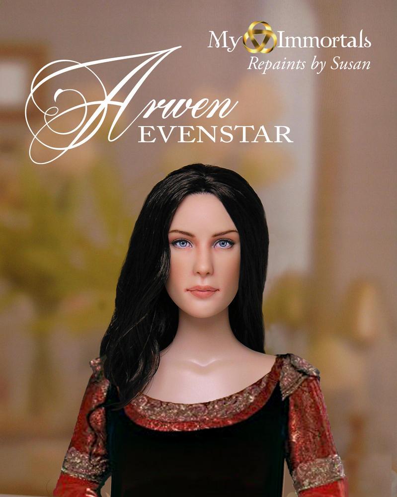 My Immortals Arwen Evenstar repaint by my-immortals