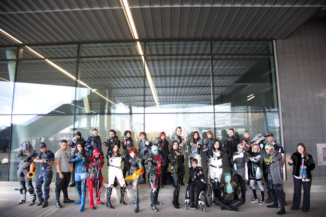 Mass Effect Take on MCM by IXISerenityIXI