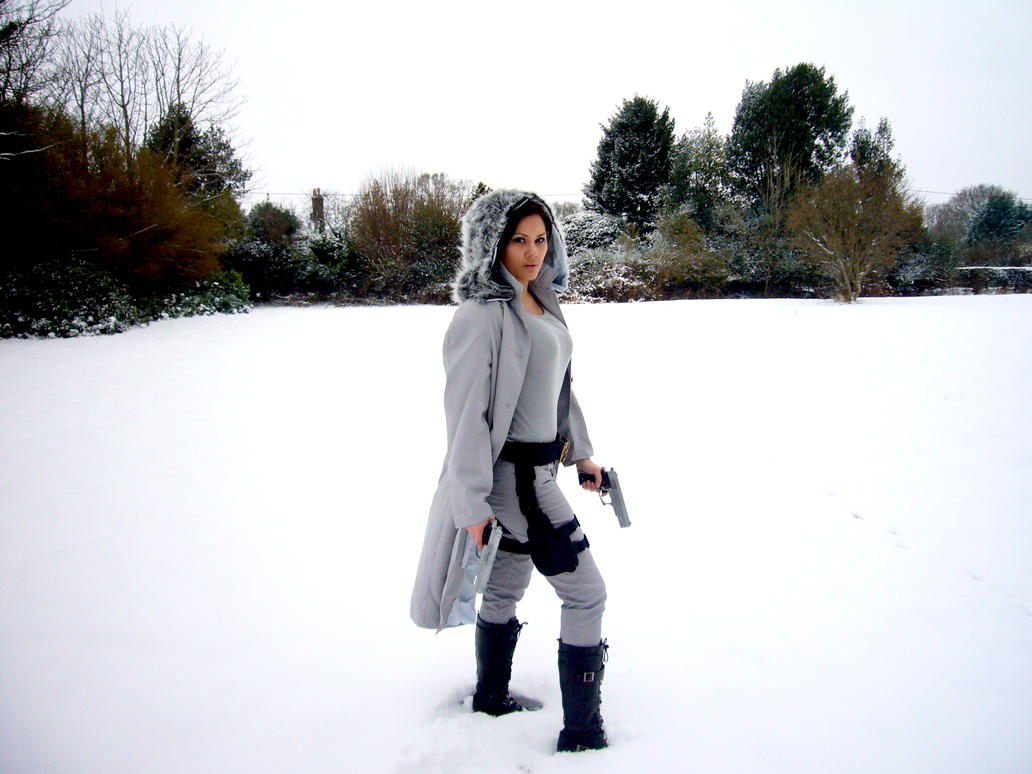 Lara Croft Tomb Raider Movie Cosplay by IXISerenityIXI