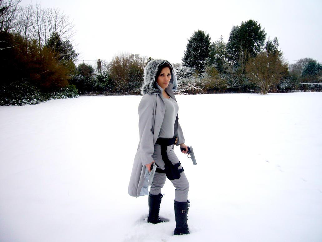 Lara Croft Tomb Raider Movie Cosplay by IXISerenityIXI