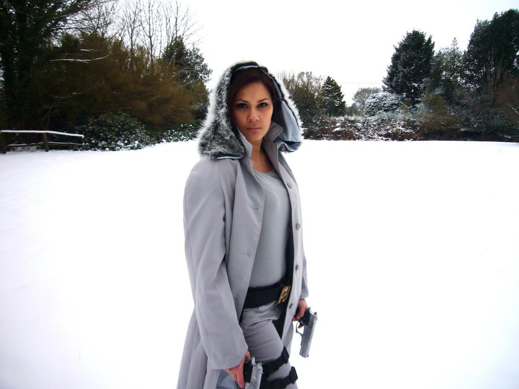 Lara Croft Tomb Raider Cosplay by IXISerenityIXI
