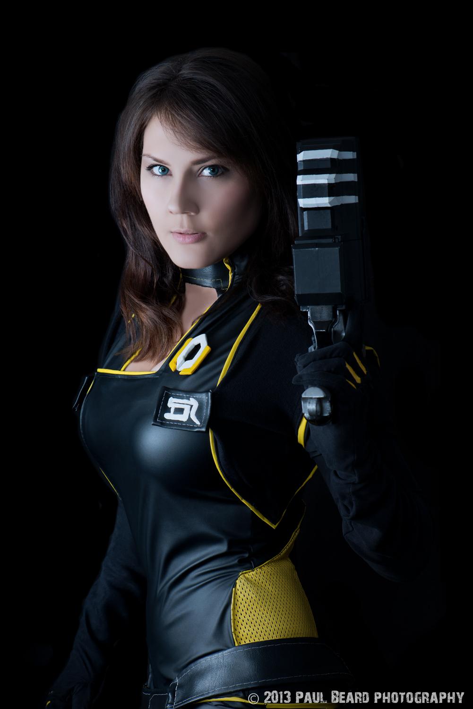 Miranda Lawson by IXISerenityIXI