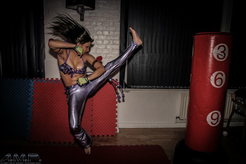 Christie Monteiro: Ready, FIGHT. by IXISerenityIXI