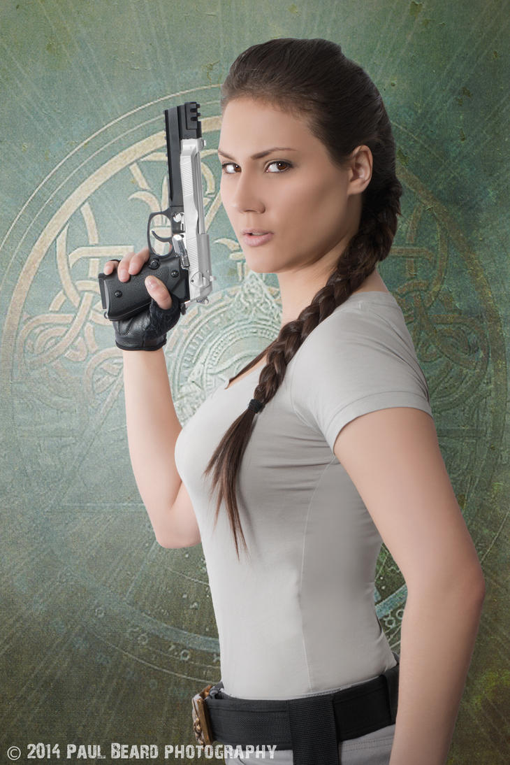 Lara Croft: Tomb Raider by IXISerenityIXI